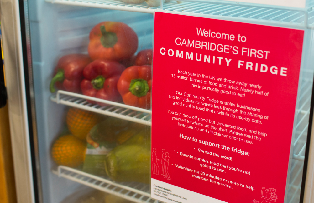 Community Fridge